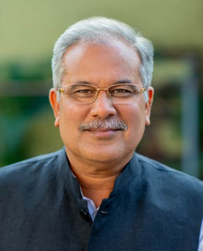 Administrator Shri Bhupesh Baghel