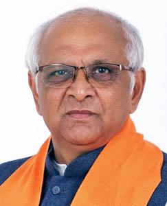 Chief Minister Shri Vijaybhai R. Rupani
