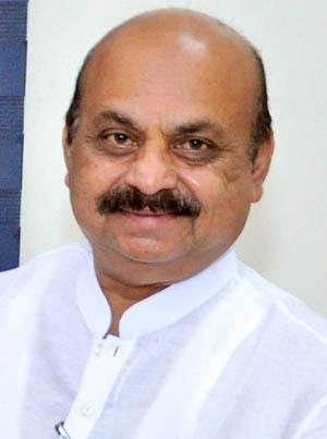 Chief Minister Sri B. S. Yediyurappa