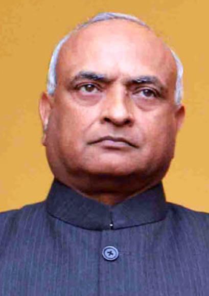 Lieutenant Governor Shri Radha Krishna Mathur