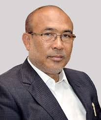 Chief Minister Shri N. Biren Singh