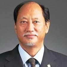 Chief Minister Shri Neiphiu Rio