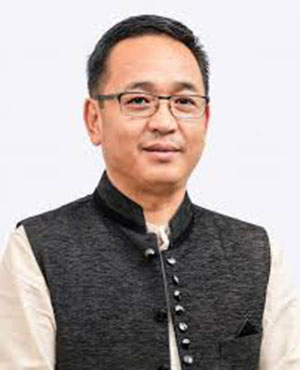 Chief Minister Shri PS Golay